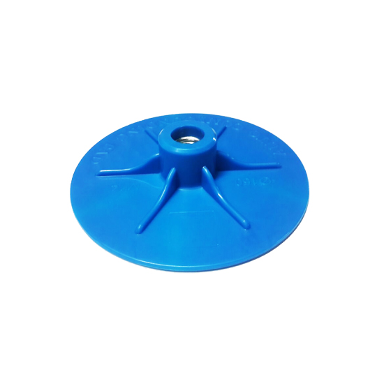 POLISHING PAD WITH APPLICATOR